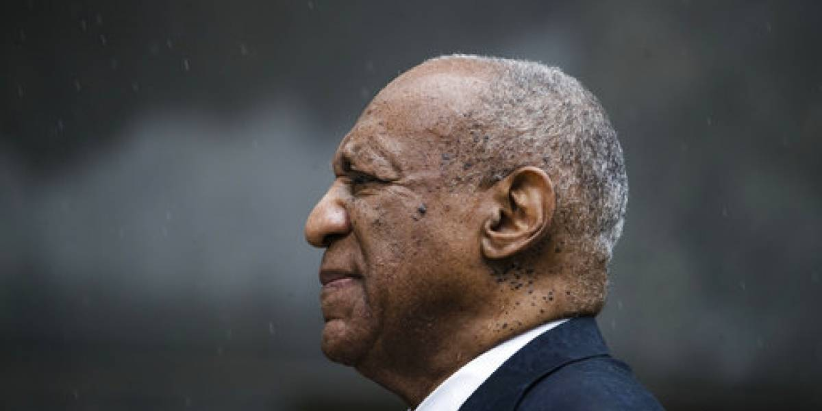 Juez anula juicio del actor Bill Cosby