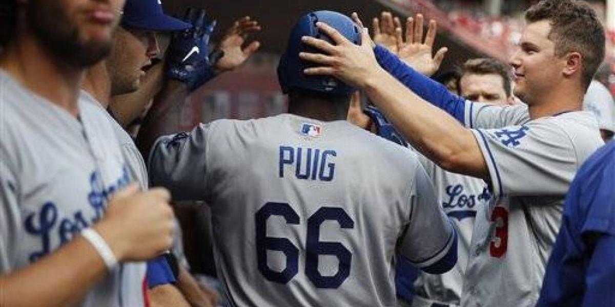 Dodgers vencen a los Rojos de Cincinatti