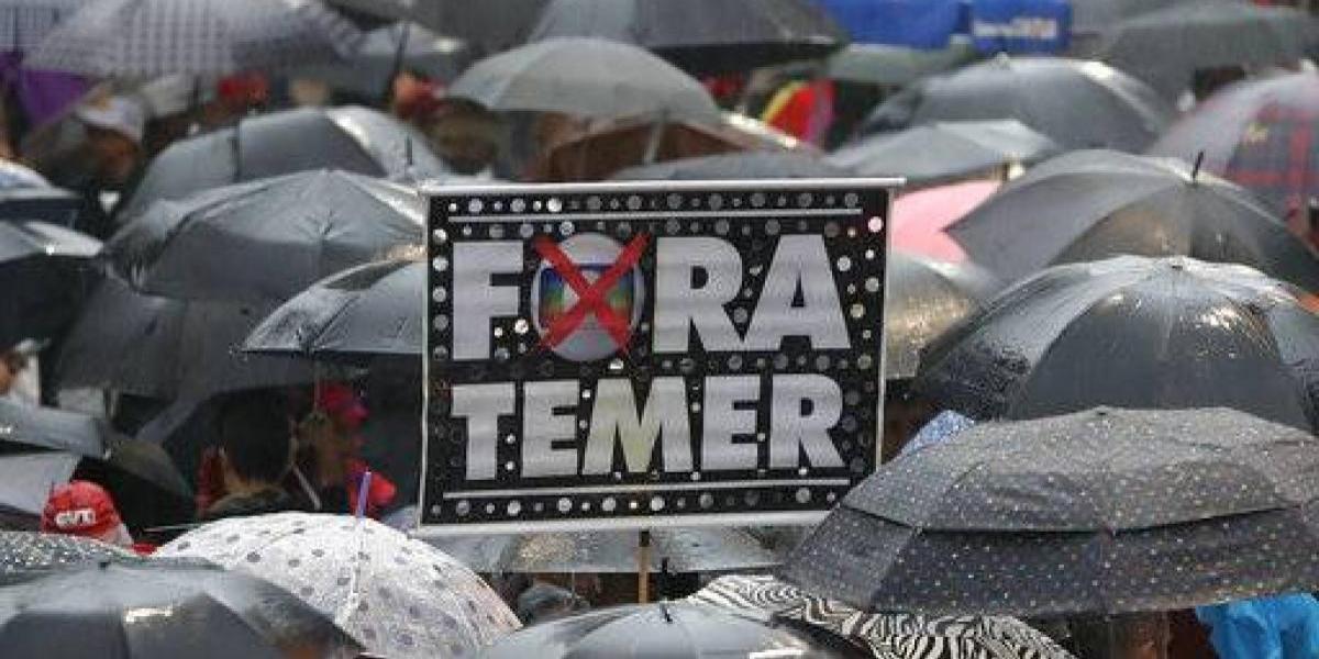 Empresario acusa de corrupción a presidente de Brasil