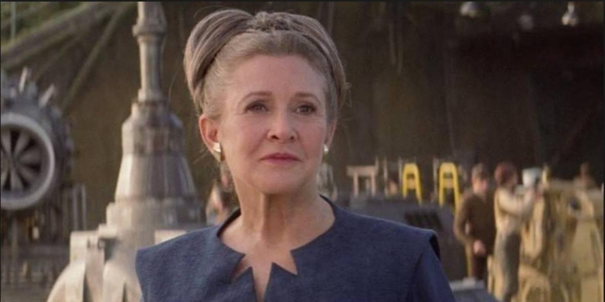 Revelan los motivos por los que murió Carrie Fisher
