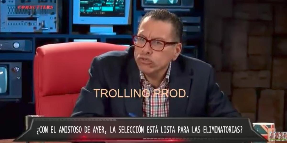 """VIDEO: Periodista es acusado de racista por llamar """"monos y cocodrilos a futbolistas"""""""