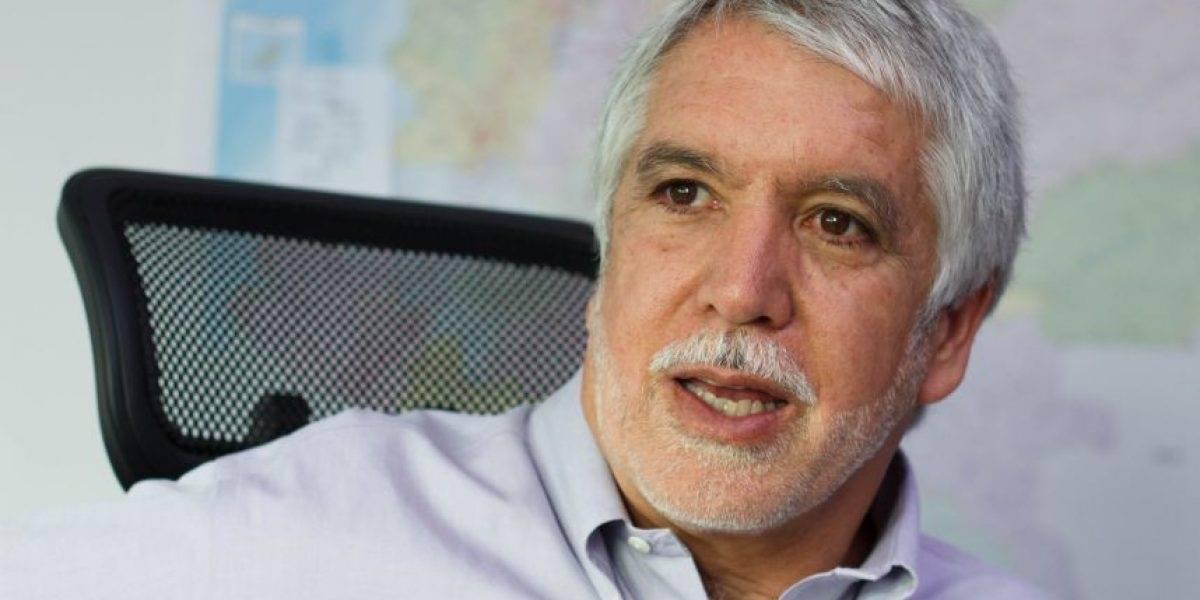 Alcalde Peñalosa decreta jueves cívico por visita del Papa Francisco