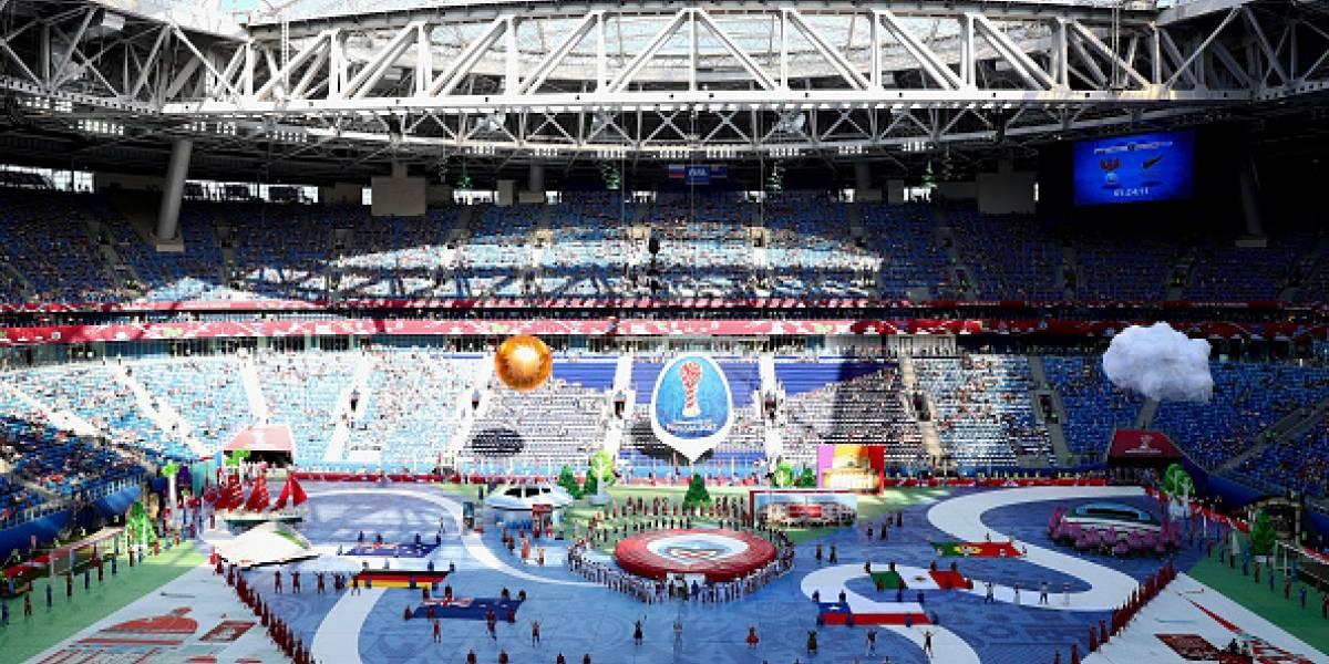 ¿Por qué estaba vacío el estadio en inauguración de Copa Confederaciones?