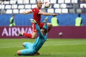 Russia v New Zealand: Group A - FIFA Confederations Cup Russia 2017