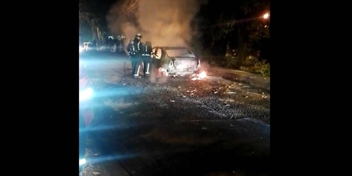 Este fin de semana tres conductores de Uber fueron agredidos en Medellín