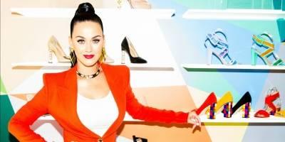 Conheça os sapatos mais diferentes da famosa coleção de Katy Perry