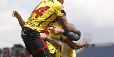 Barcelona SC se impone 0-1 a El Nacional [EN JUEGO]