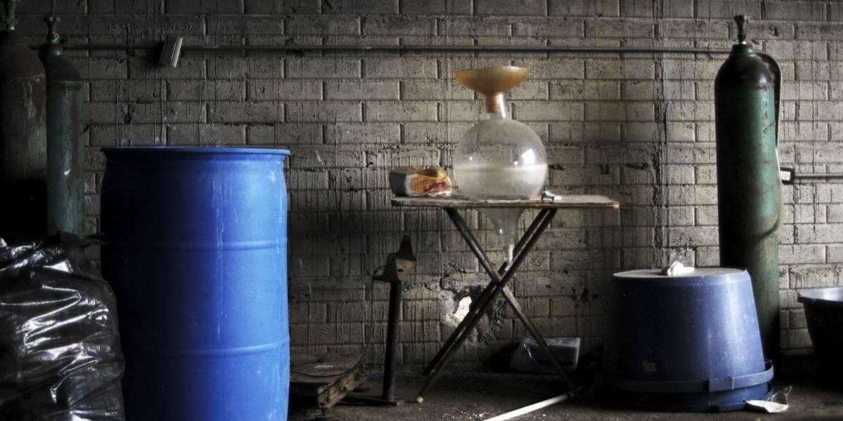 Marinos destruyen 9 narco laboratorios en sierra de Sinaloa