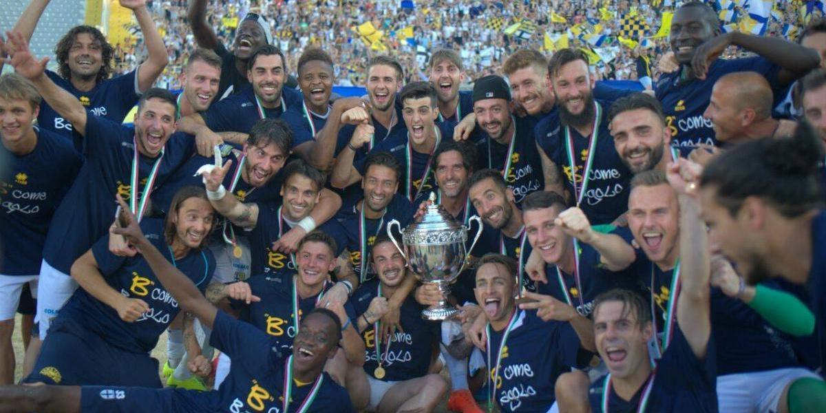 Operación retorno: Parma ascendió a la Serie B a dos años de irse a la quiebra