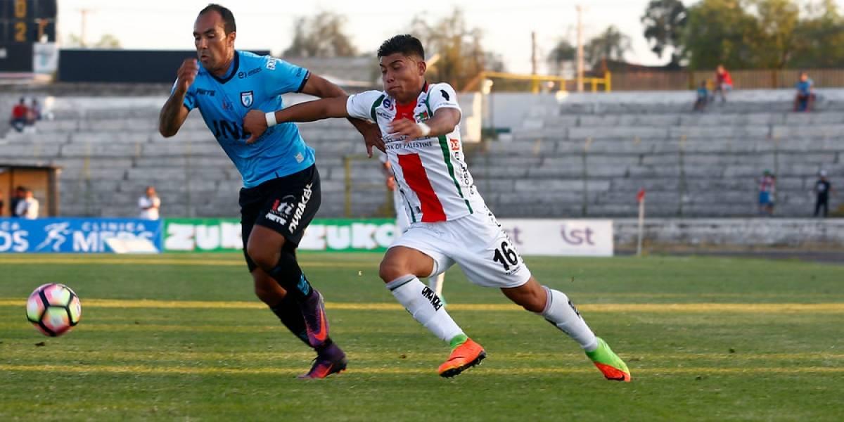 Palestino y Deportes Iquique ya tienen horarios para la Copa Sudamericana
