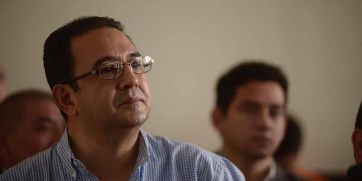 Tribunal autoriza a Samuel Morales para viajar al interior por temas laborales