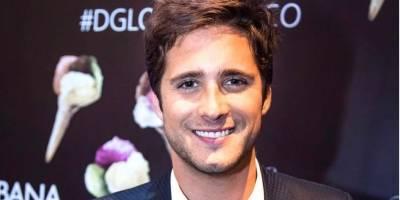 Diego Boneta desfila para Dolce & Gabbana