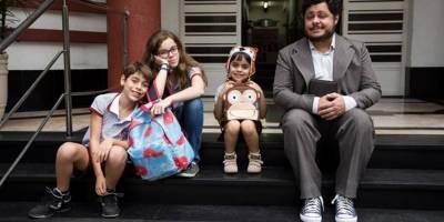 Marcus Majella é parente trambiqueiro em 'Um tio quase perfeito'