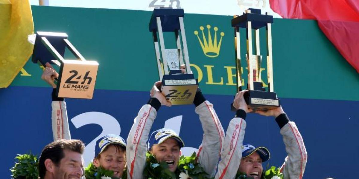 Porsche se lleva todo en la edición 85 de las 24 horas de Le Mans