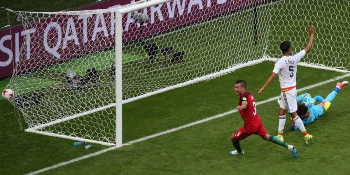 """Portugal fue el primer """"golpeado"""" por el video de asistencia para el réferi"""