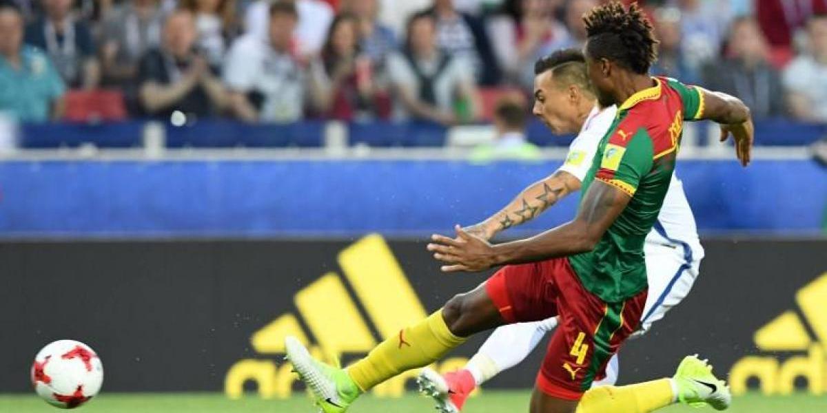"""¿Fue gol de Vargas o no? Chile sufrió por el uso del """"video assistant referee"""""""