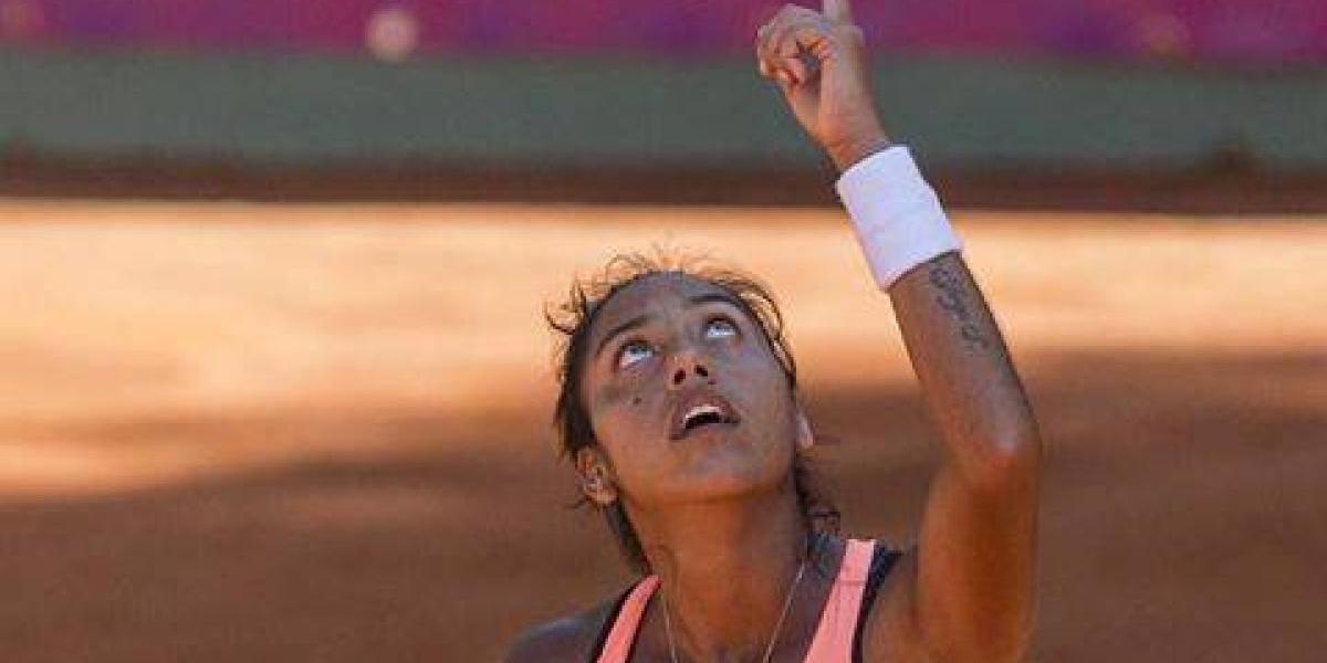 Daniela Seguel batalló y se proclamó campeona del ITF de Barcelona