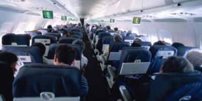 Pasajero es abofeteado y maltratado en avión