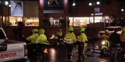 Gobierno de Colombia investiga tres hipótesis sobre atentado en Bogotá