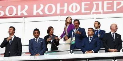 ¿Por qué Jorge Campos estuvo en el palco de FIFA en el México vs. Portugal?