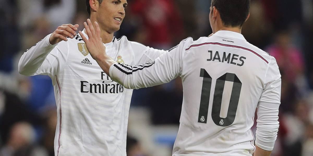 James Rodríguez y Cristiano Ronaldo: la novela del verano en el Real Madrid