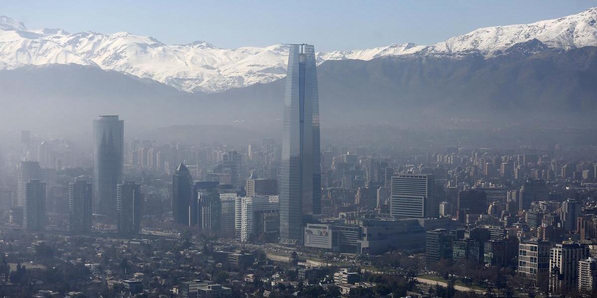 La Intendencia Metropolitana decretó alerta ambiental para este martes