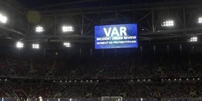 Los estamentos del fútbol chileno criticaron el VAR: