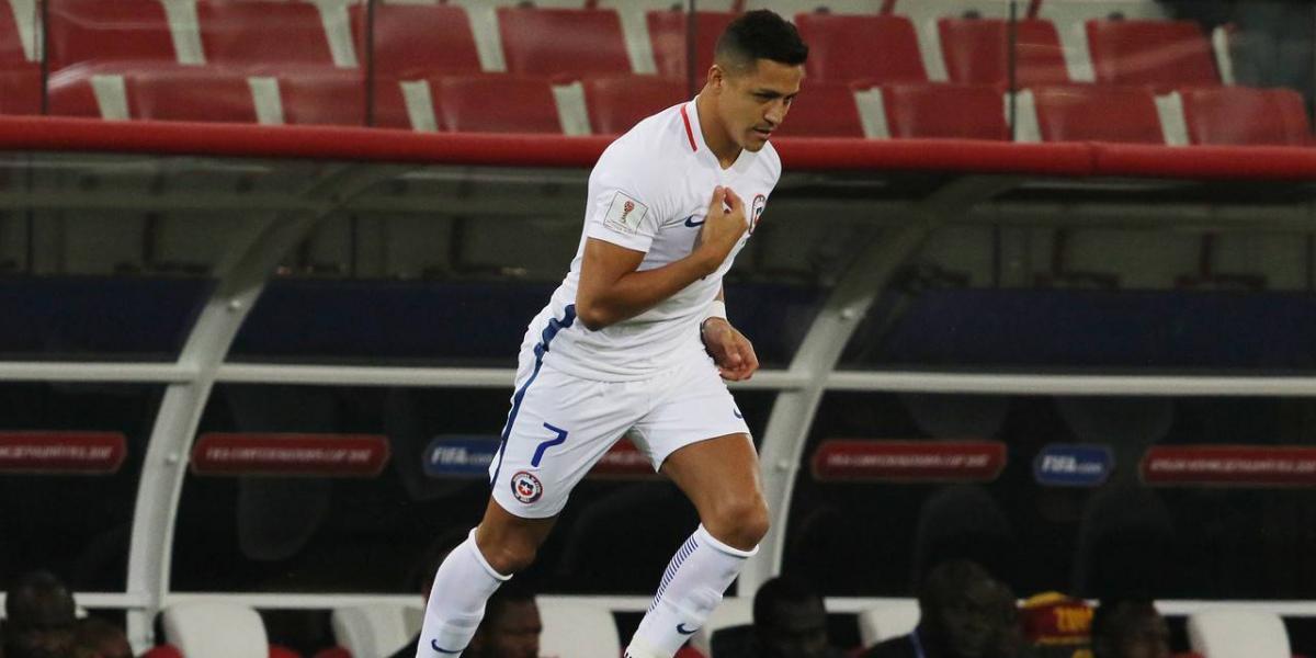 El tobillo de Alexis Sánchez sigue preocupando