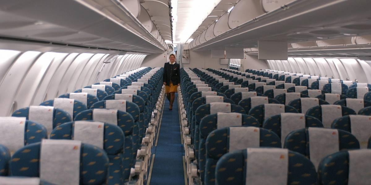 Estas fueron las declaraciones de la mujer que sostuvo relaciones sexuales en un avión