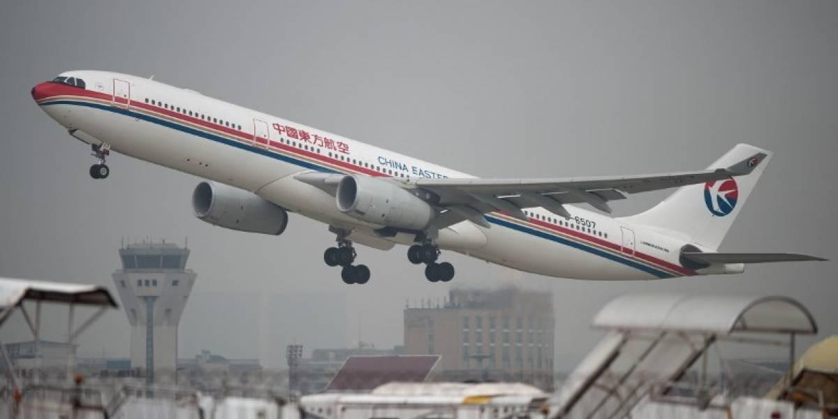 Al menos 26 heridos por turbulencias en un vuelo chino procedente de París