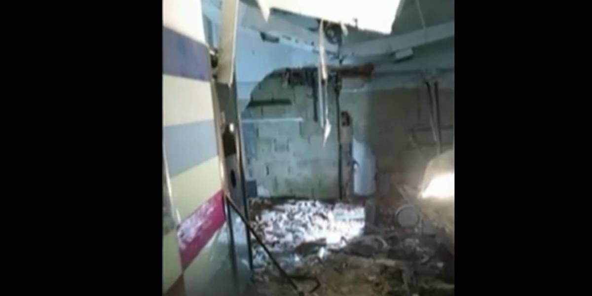 Algunos detalles sobre la bomba que explotó en el Centro Andino