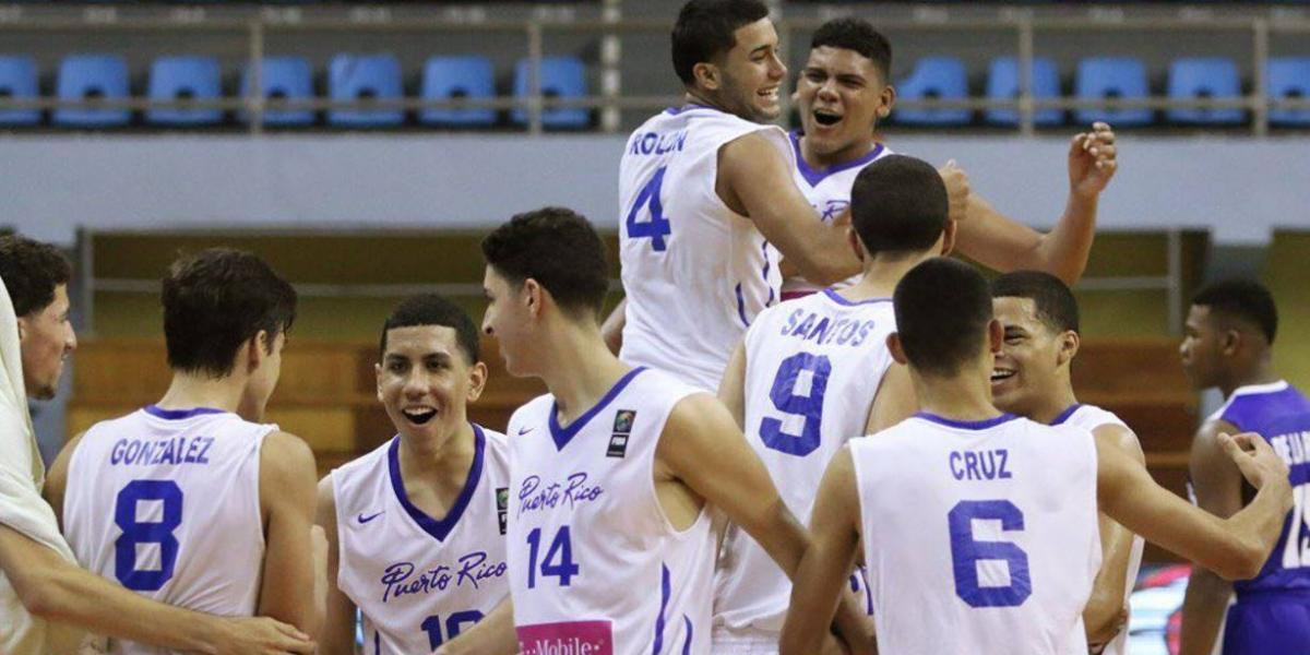 Puerto Rico obtiene bronce en premundial de Baloncesto