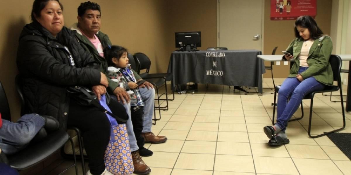 Más de 131 mil mexicanos enfrentan juicios de deportación en EU
