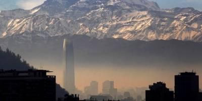 Intendencia Metropolitana decreta alerta ambiental para este domingo — CHILE