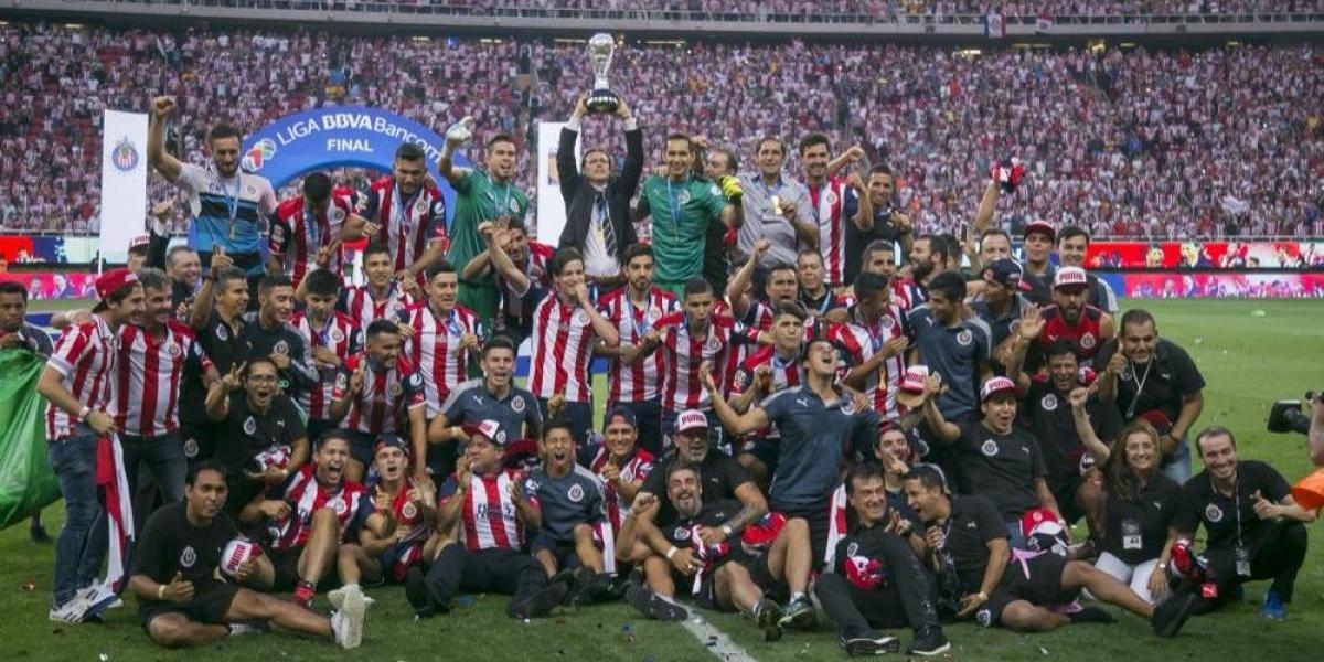 Terminan este lunes las vacaciones del campeón Chivas