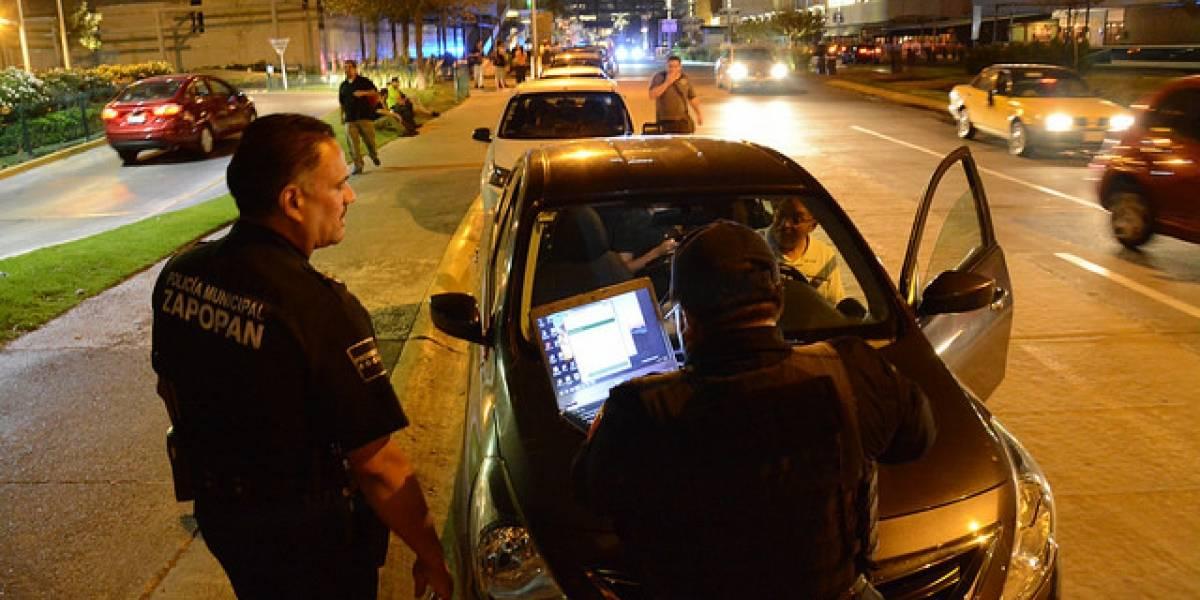 Realizan operativos para detectar Uber falsos en Jalisco