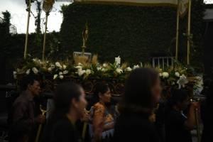 El domingo de Corpus Christi en las principales iglesias