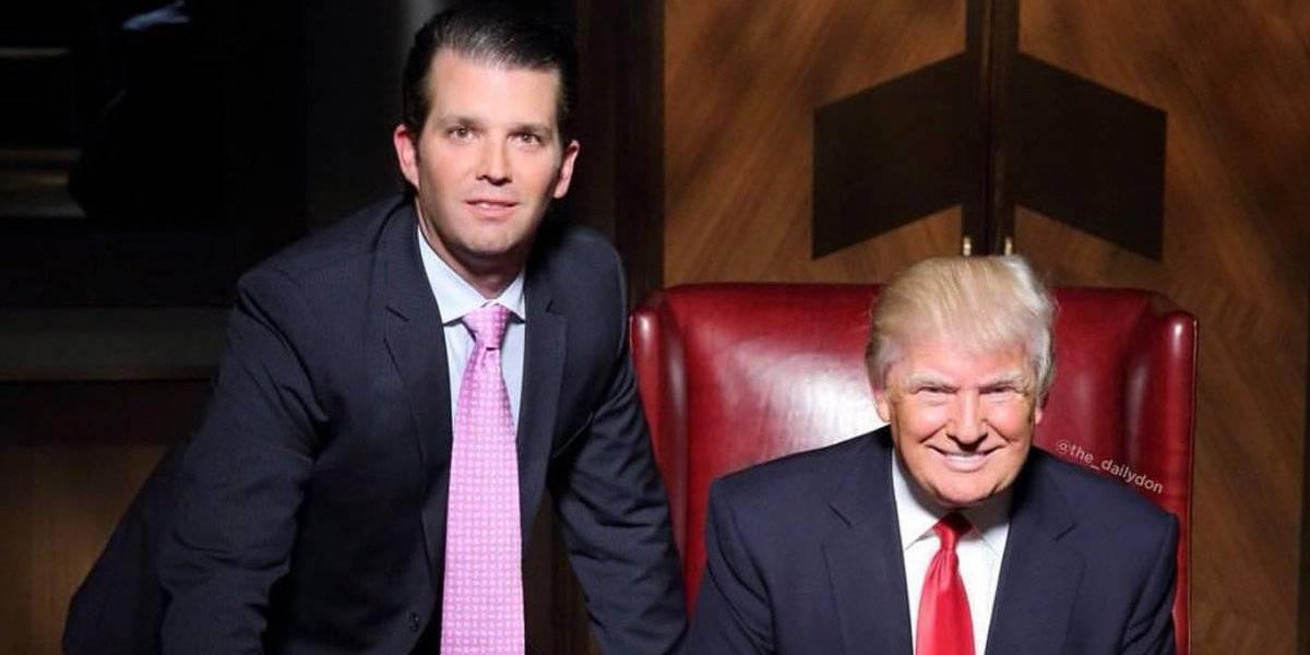 Reunión de Trump Jr. con abogada rusa fue legal