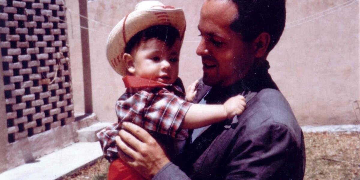 Enrique Peña Nieto dedica emotivo mensaje a su padre