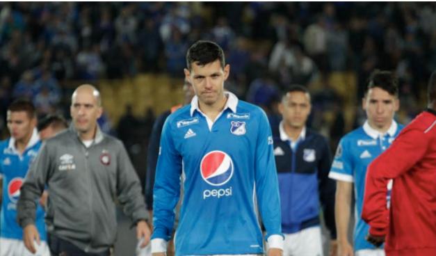 ¿Dolorosa despedida de Pedro Franco de Millonarios?