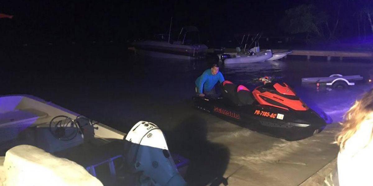 Familia fallece ahogada en Salinas