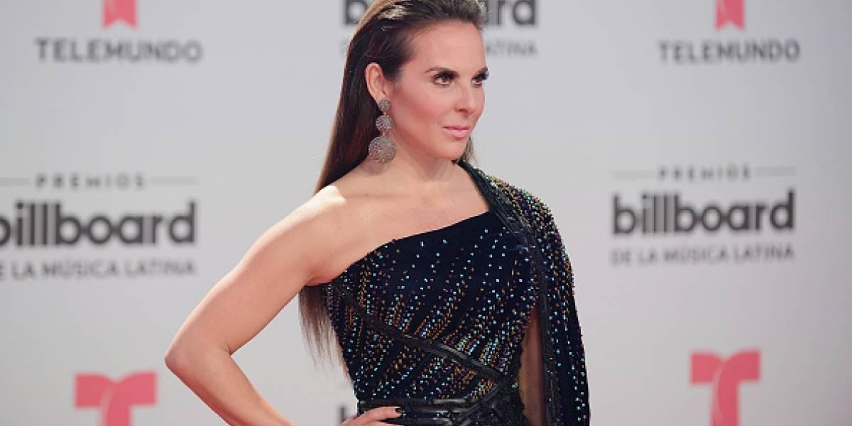 Kate del Castillo revela el secreto de su cuerpazo