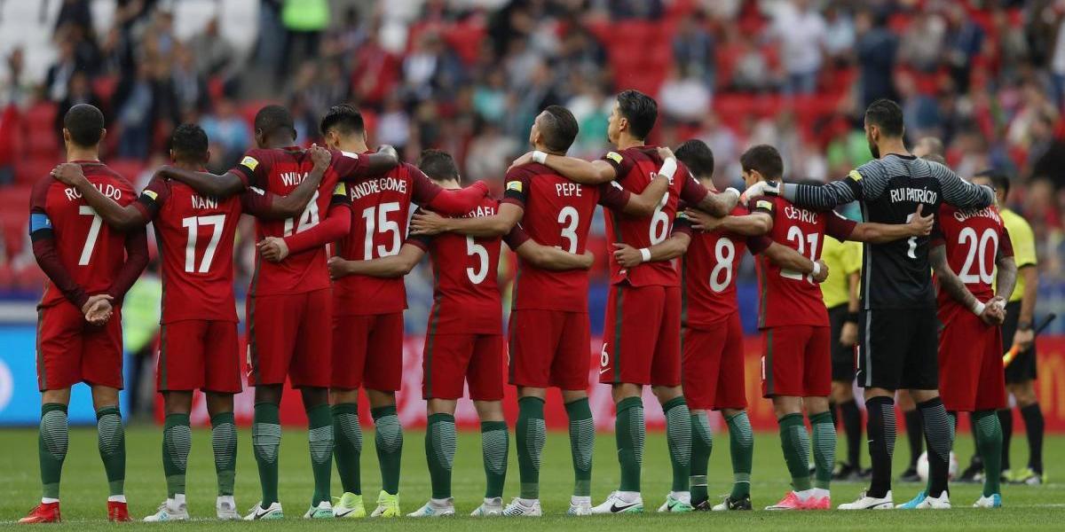 Cristiano Ronaldo y la Selección lusa se solidarizan con víctimas de Portugal