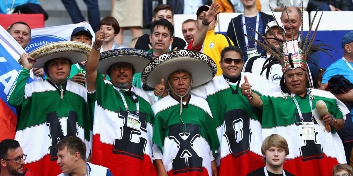 Así se vivió el debut de México en la Copa Confederaciones
