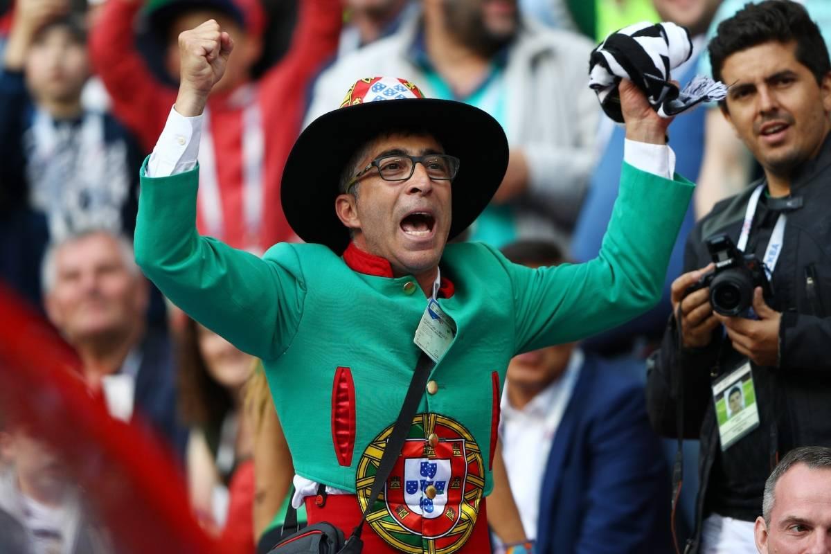 Así ese vive el debut de México en la Copa Confederaciones