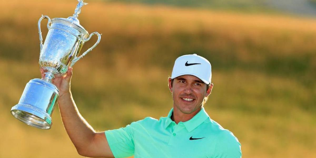 Brooks Koepka, nuevo campeón del US Open