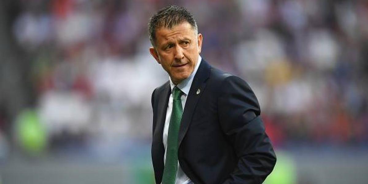 Osorio cree que el Tricolor dio un partido digno de elogios ante Portugal