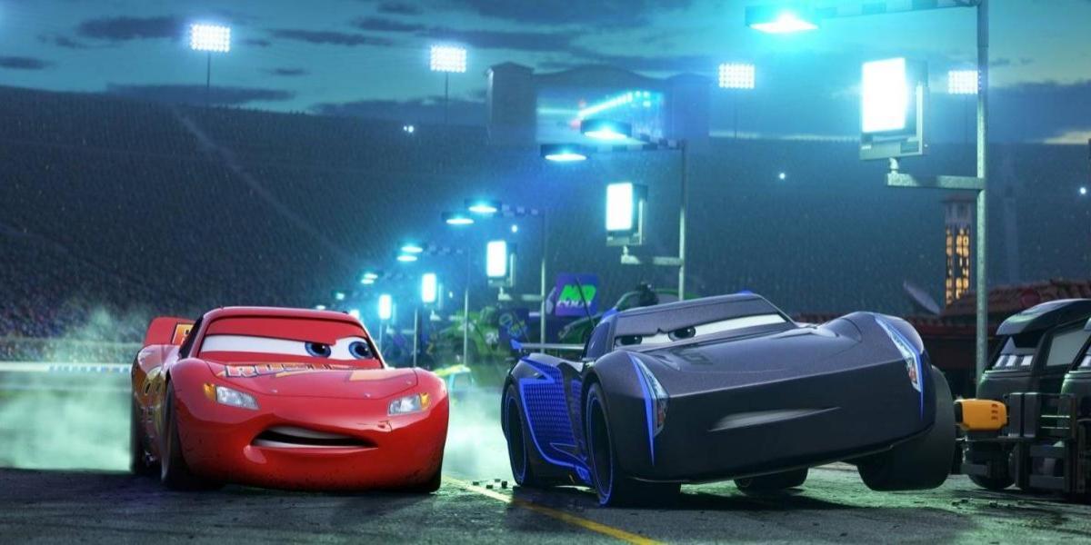 """""""Cars 3"""" se queda con el primer lugar de la taquilla norteamericana"""