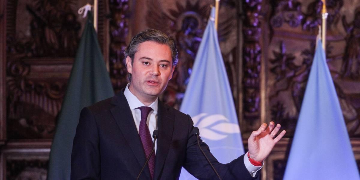 Educación y nuevas políticas públicas, la prioridad del presidente: Aurelio Nuño
