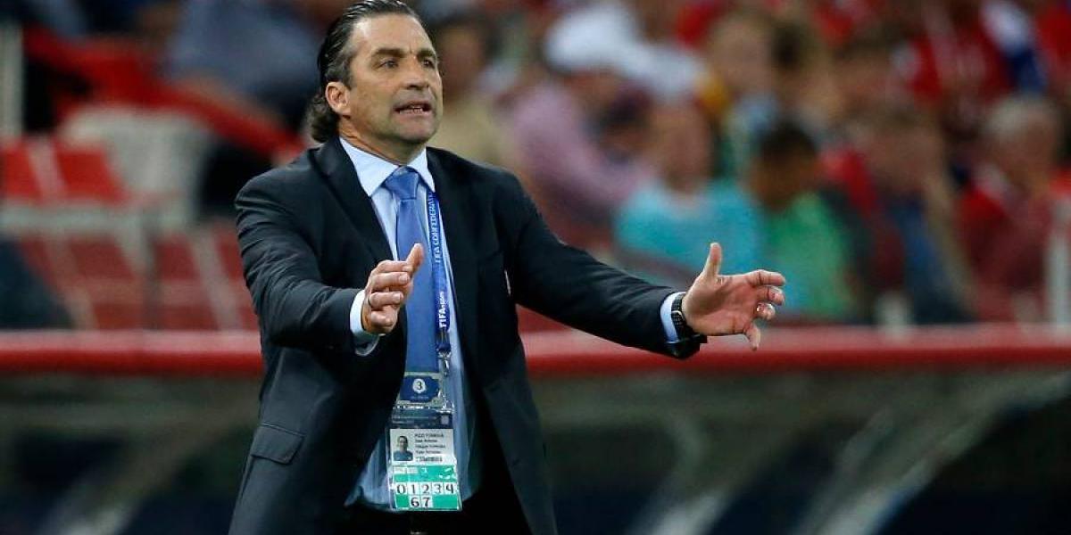 """Pizzi reveló la desazón del camarín de Chile por el VAR: """"Sea justa o no, incide en lo emocional"""""""
